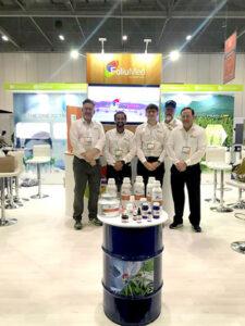 FoliuMed launching CBD products at CBD Europe Expo